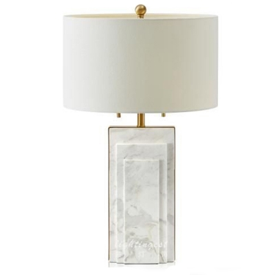 Stepped Marble Lampshade