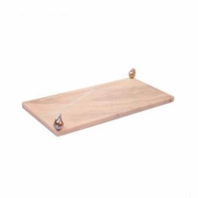 Hira Pink Marble Bath Tray