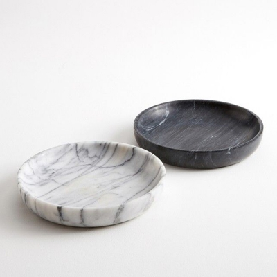Home Art Marble Plate (15 cm)