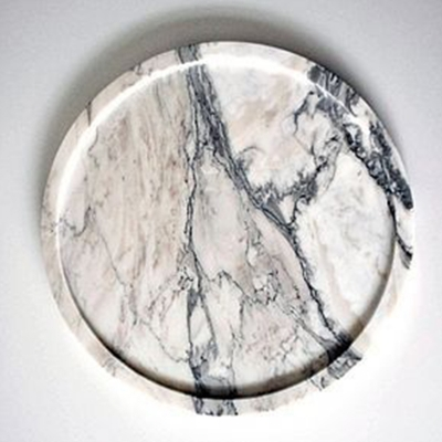 Home Art Marble Plate 20 cm
