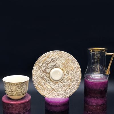Set of 6 Felix Mırra and Tea Sets