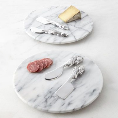 Marble Lima Cheese Plate