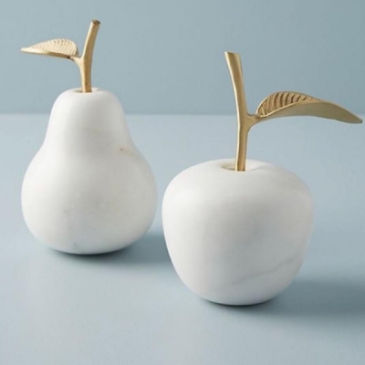 Marble Apple and Pear