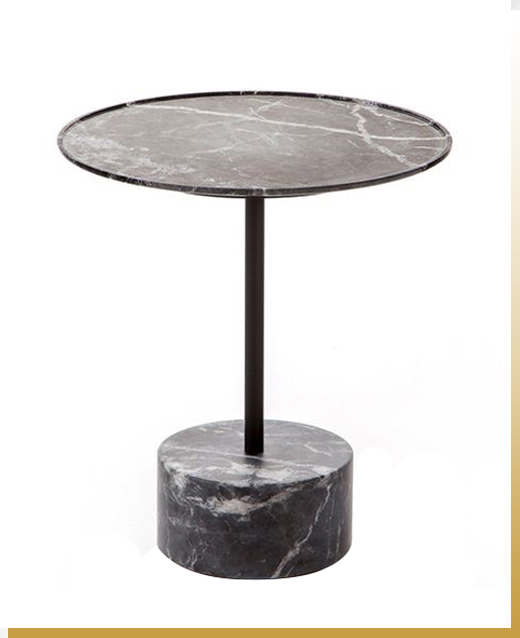 Fiskos Marble Footed Coffee Table
